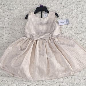 Gorgeous Holiday Dress Baby Girl Size 24 Months.